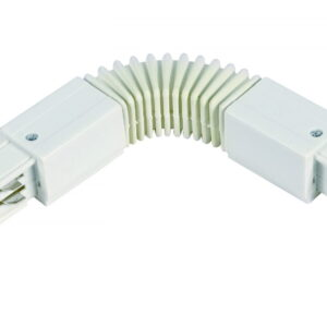 Wilro 3 fase flexibele connector (wit)